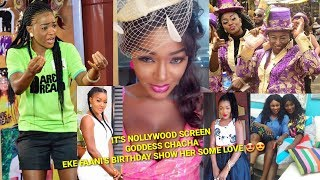 Check out as Chacha Eke Faani's Celebrates Her Birthday | Happy Birthday Chacha👍