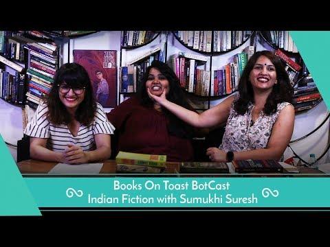 BoTCast Episode 27 Feat. Sumukhi Suresh : Indian Fiction