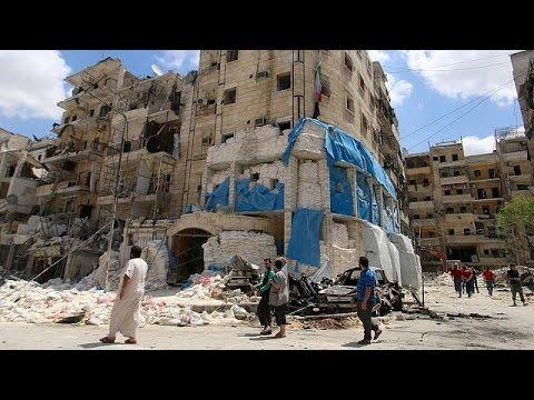 Suriye'de Can Alan Ateşkes