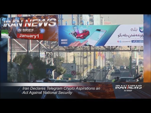 Iran news in brief,  January 1, 2019