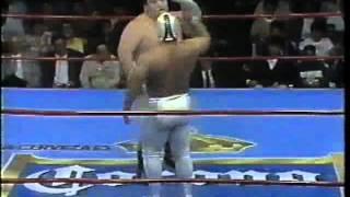 5-5-1991 CMLL Los Brazos vs. Super Astro, El Dandy & Popitekus