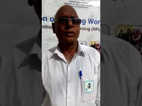 Plumber talks about Skill Training with Indian Plumbing Skills Council