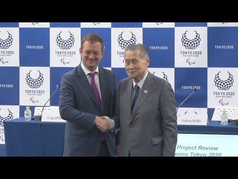 マラソン東京開催を確認 東京パラの事務折衝