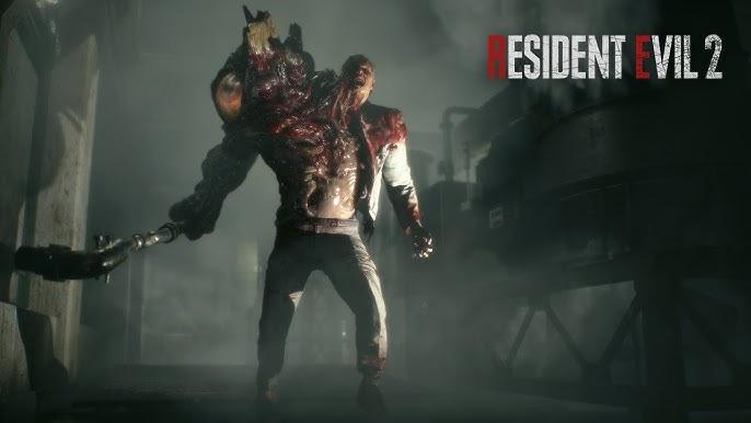 Resident Evil 2 Remake MODS - YouTube