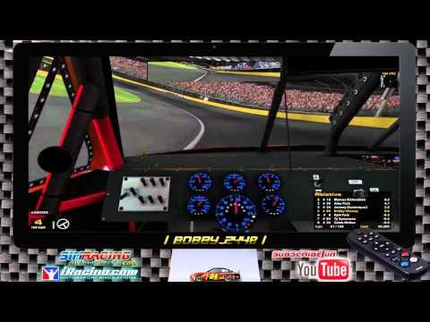 Truck League Race @ Charlotte 12-12-13