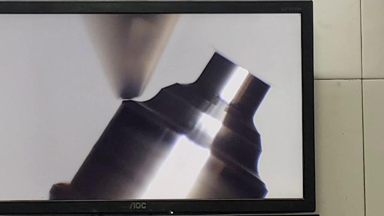 Клапан пьезо форсунки из иглы распылителя