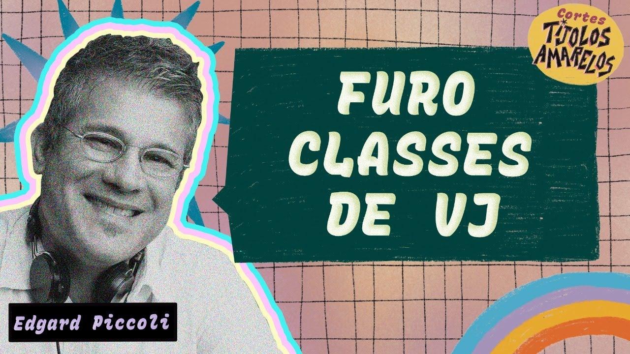 FURO: Classes de VJ | Cortes Podcast da MariMoon