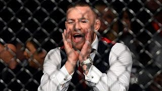 """Conor McGregor REACTS To UFC Stripping His Title: """"You's Do Nothing C*nts!"""""""