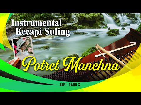 Endang Sukandar - Sundanese Instrumental Kacapi Suling - Potret Manehna