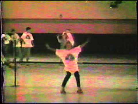 1993 Youth Group Skating Party