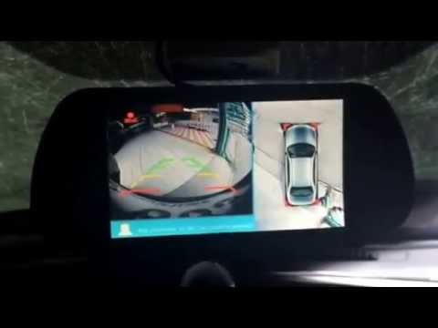 360 Degree Bird Eyes View Car Camera Performance Show