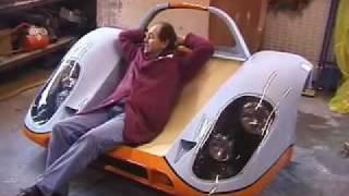 porsche 917 sofa