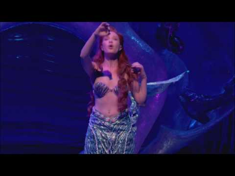 Disney's THE LITTLE MERMAID on Broadway - Sneak Peek