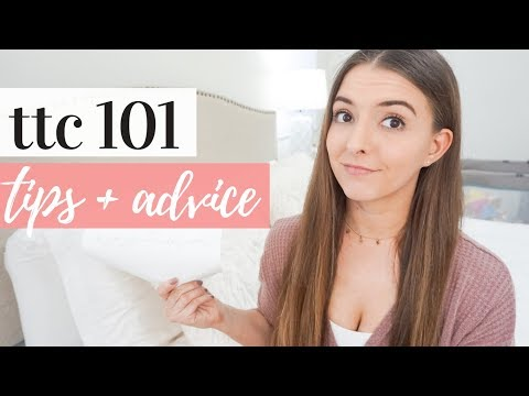 WATCH THIS BEFORE TRYING TO CONCEIVE 👶🏼💕 | THINGS I DIDN'T KNOW ABOUT TTC