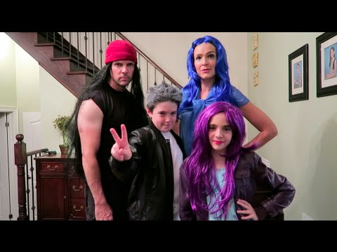 disney-descendants-party