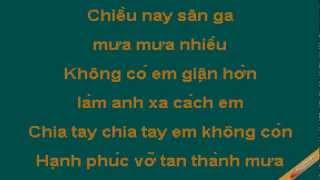 Gui Doi Mat Nai Karaoke - Lam Trường - CaoCuongPro