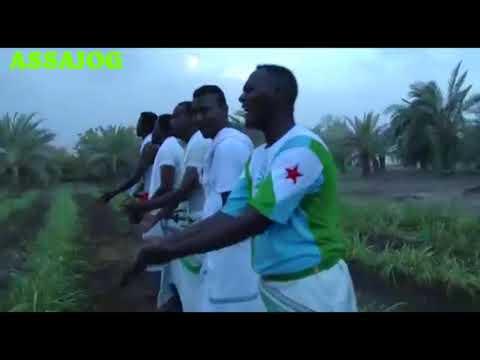 Djibouti:  Haldoor GR iyo Heestii Dalxiis