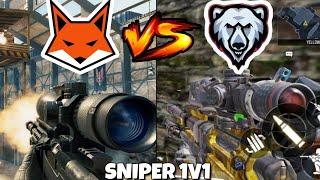 1V1 Against The BEST Sniper User in COD Mobile