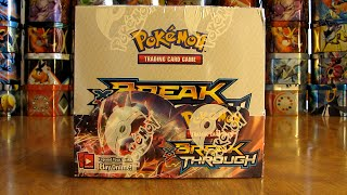 Pokemon BREAKthrough Booster Box Opening Pt. 1