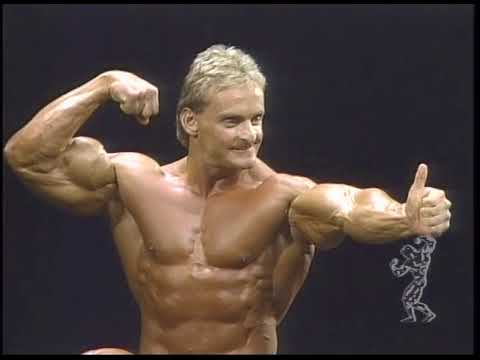 The Second Annual Arnold Classic, 1990