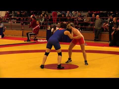 2015 Nordhagen Classic: 48 kg Natasha Kramble vs. Abby Lloyd