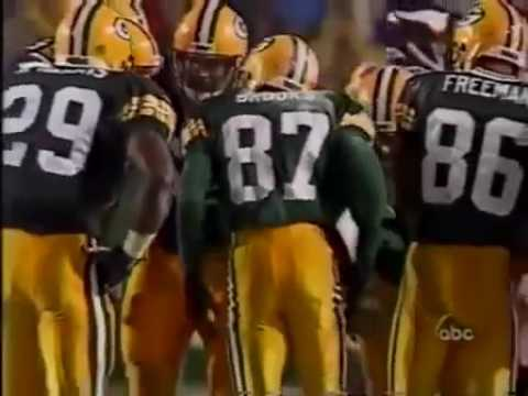 1998 NFL MNF Week 5 Minnesota Vikings @ Green Bay Packers