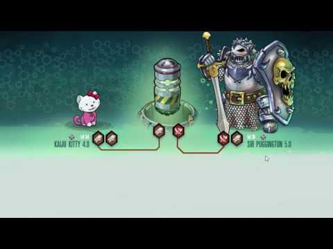 Mutants Genetic Gladiators (Breeding Event) Part 2