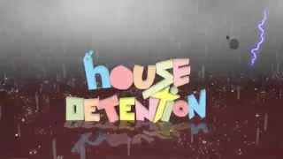 House Detention Trailer