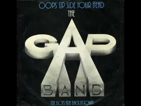 The Gap Band - Oops Up Side Your Head (Original 12 Inch)
