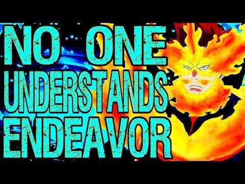 ENDEAVOR - My Hero Academia