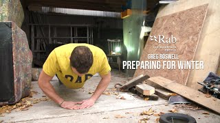 Rab: Preparing for Winter - Antagonistic Exercises