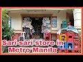 Sari-Sari Store #2 | Variety Store in Philippines