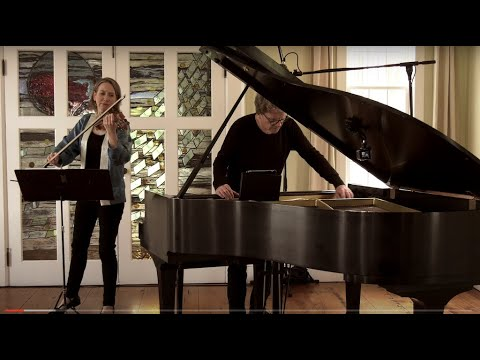 Duo Concertante - Dawn Avery - Onekha'shòn:a, Ya'kòn:kwe (The Waters, The Women)