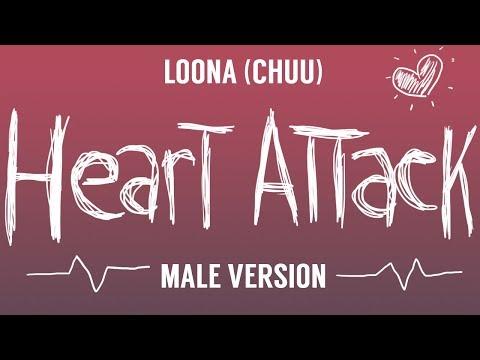 [MALE VERSION] LOONA (Chuu) - Heart Attack