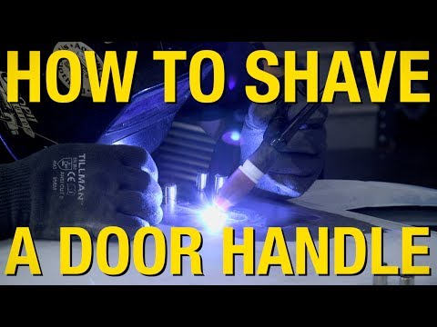 Custom Metal Fabrication - How to Shave a Door Handle - Metal Fab at Eastwood