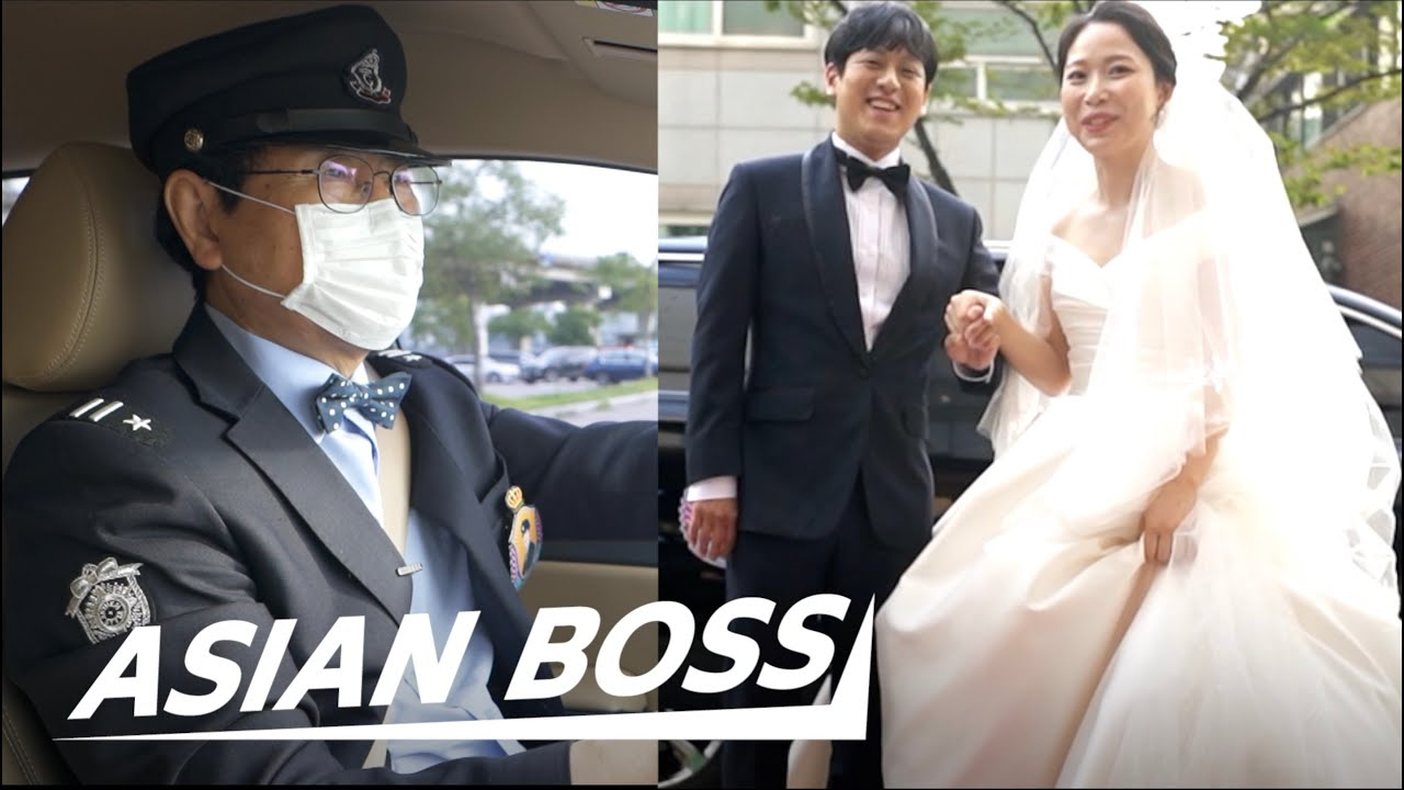 Being a 70-Year-Old Wedding Chauffeur in Korea   EVERYDAY BOSSES #52
