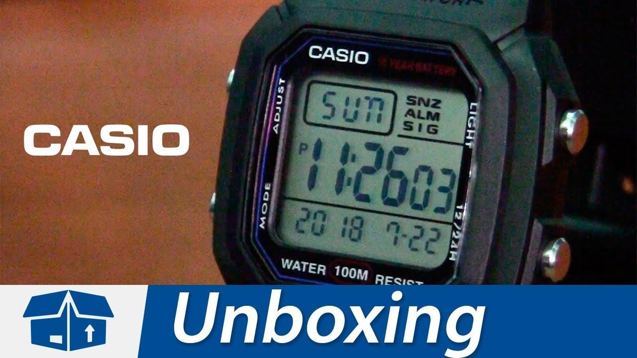 5604b1da5287 Cómo configurar un reloj Casio - Fecha
