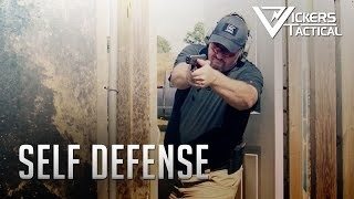 Self Defense Scenario with a Pistol