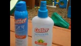 Cutter Insect Repellent