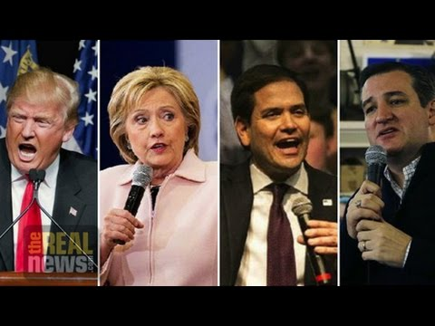 """Col. Wilkerson: The Foreign Policy of Clinton, Trump, Cruz & Rubio """"Frighten Me"""""""