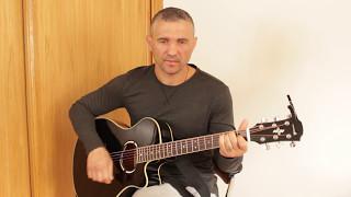 Стена под гитару - Дворовая песня, аккорды