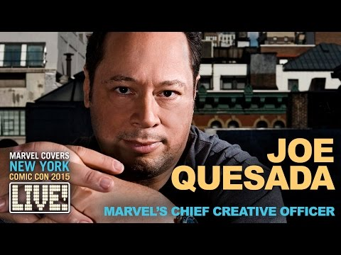 Marvel CCO Joe Quesada Talks Netflix
