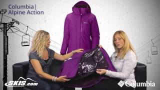 2016 Columbia Alpine Action Womens Jacket Overview by SkisDotCom