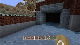 Minecraft: roll play gingerbread MAN