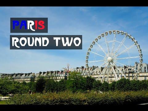 paris | round two.