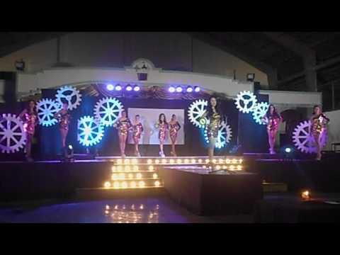 Mutya ng Cogon 2016 (Production Number)