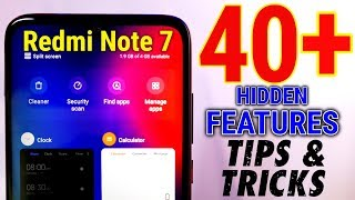 Redmi Note 7 Tips And Tricks Top 40 Best Features of Redmi Note 7 Data Dock