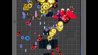 XOP Classic v0.2 Alpha Test Arcade Course Wave 1 Expert Skill Stage 1