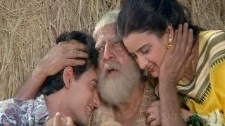 Isi Ka Naam Zindagi - Part 8 Of 15 - Aamir Khan - Pran - Top 10 Comedy Movies