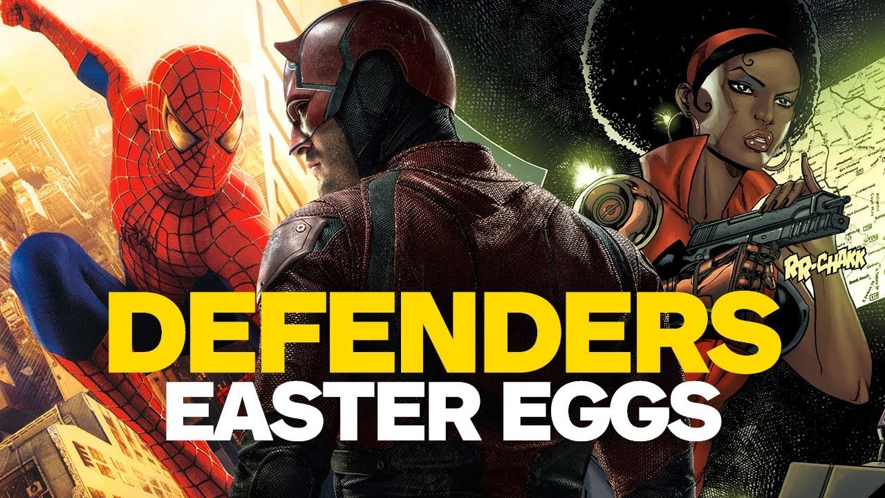 Download The Defenders - All The Easter Eggs & References You Might Have Missed